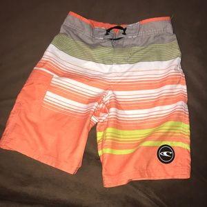 Boys swim shorts NWOT🤩